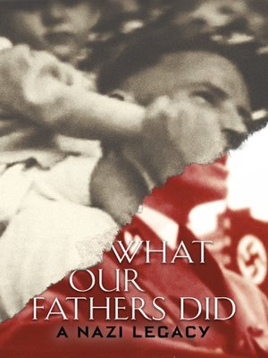 cover image of What Our Fathers Did