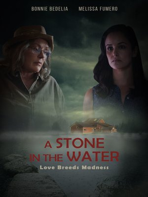 cover image of A Stone in the Water