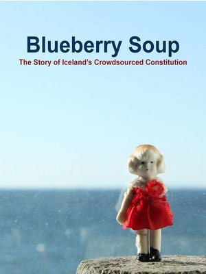 cover image of Blueberry Soup