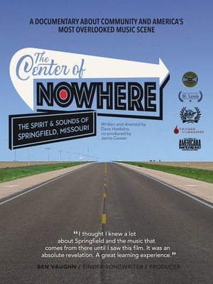 cover image of Center of Nowhere