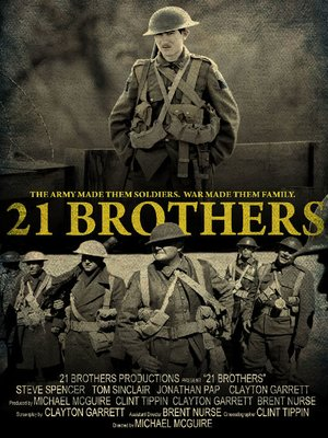 cover image of 21 Brothers