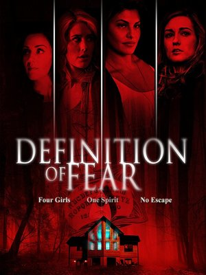 cover image of Definition of Fear