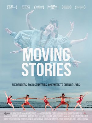 cover image of Moving Stories