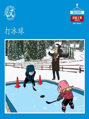 cover image of DLI N3 U4 BK2 打冰球 (Ice Hockey)