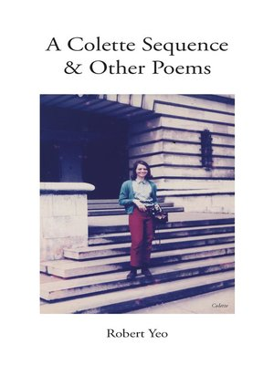 cover image of A Colette Sequence & Other Poems