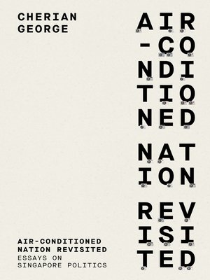 cover image of Air-Conditioned Nation Revisited