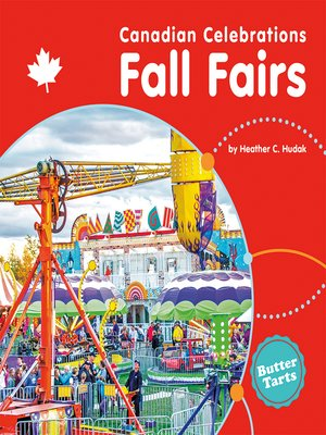 cover image of Fall Fairs