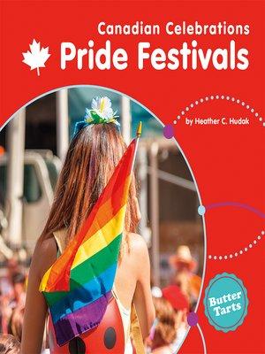 cover image of Pride Festivals