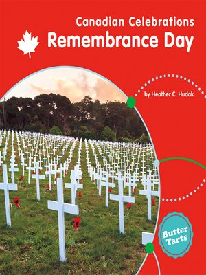 cover image of Remembrance Day