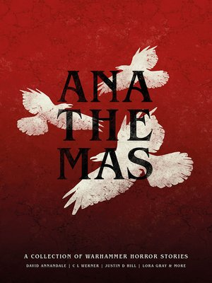 cover image of Anathemas