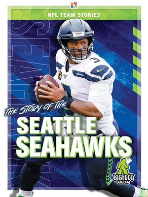 cover image of The Story of the Seattle Seahawks