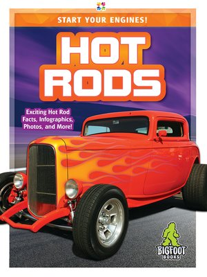 cover image of Hot Rods