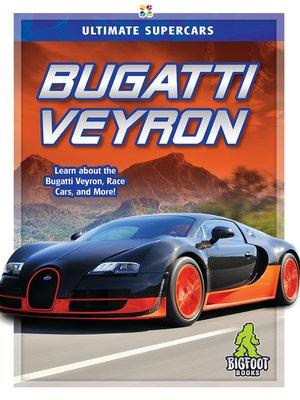 cover image of Bugatti Veyron