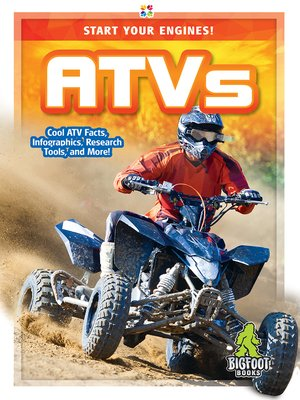 cover image of ATVs