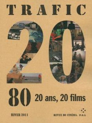 cover image of Trafic 80