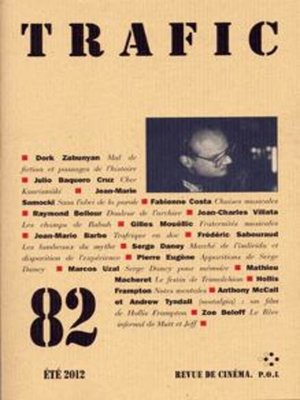 cover image of Trafic 82