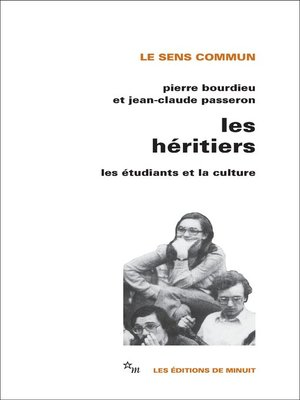 cover image of Les Héritiers