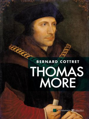 cover image of Thomas More