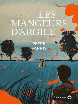 cover image of Les Mangeurs d'argile