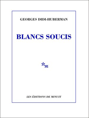cover image of Blancs soucis