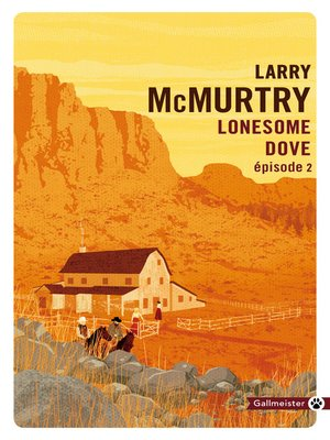 cover image of Lonesome Dove 2