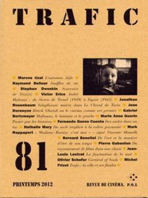 cover image of Trafic 81