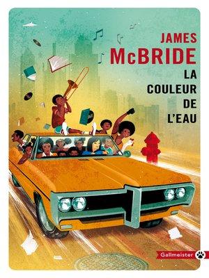 cover image of La Couleur de l'eau
