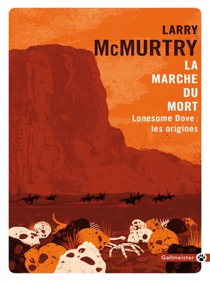 cover image of La Marche du mort