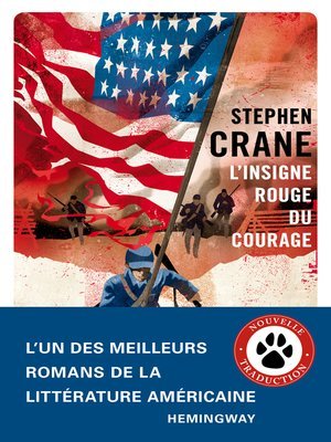 cover image of L'Insigne rouge du courage