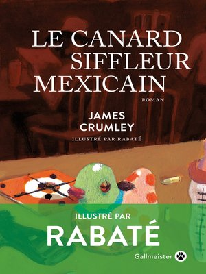 cover image of Le Canard siffleur mexicain