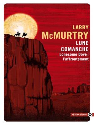 cover image of Lune comanche
