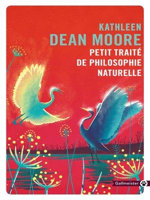 cover image of Petit Traité de la philosophie naturelle