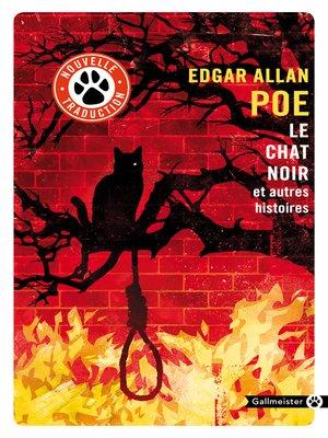 cover image of Le Chat noir et autres histoires