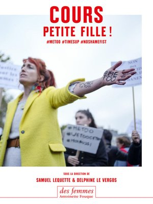 cover image of Cours petite fille !