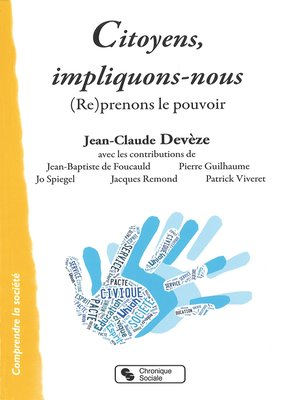 cover image of Citoyens, impliquons-nous !