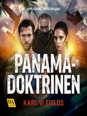 cover image of Panamadoktrinen