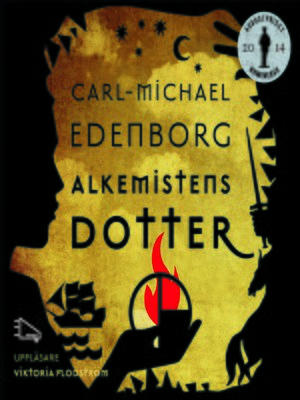 cover image of Alkemistens dotter