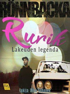 cover image of Rurik--Lakeuden legenda
