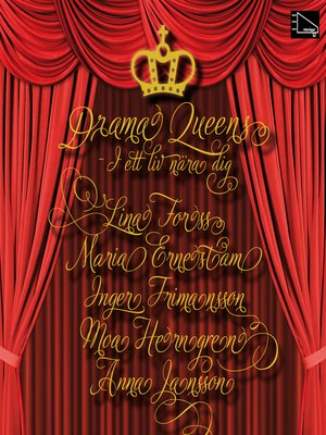 cover image of Drama Queens
