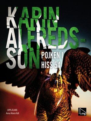cover image of Pojken i hiss 54