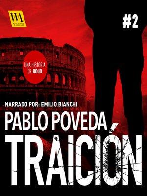 cover image of Traición