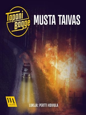 cover image of Musta taivas