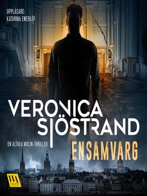 cover image of Ensamvarg