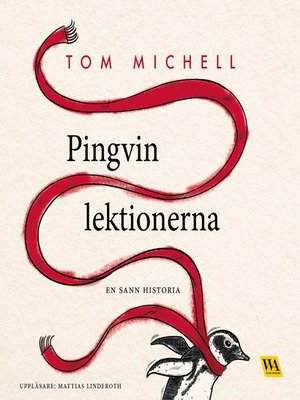 cover image of Pingvinlektionerna