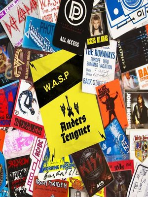 cover image of Access all areas W.A.S.P.