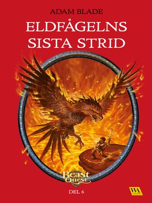 cover image of Beast Quest--Eldfågelns sista strid