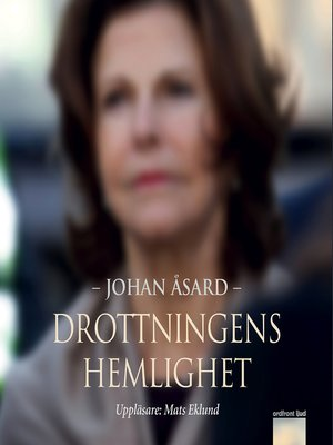 cover image of Drottningens hemlighet