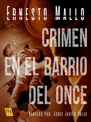 cover image of Crimen en el Barrio del Once