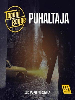 cover image of Puhaltaja