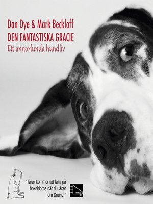 cover image of Den fantastiska Gracie